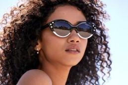 occhiali da sole firmati Victoria's Secret
