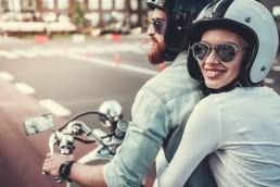 Occhiali per motociclisti Oakley