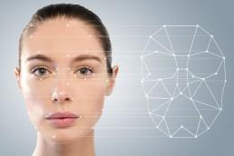 occhiali biometrici