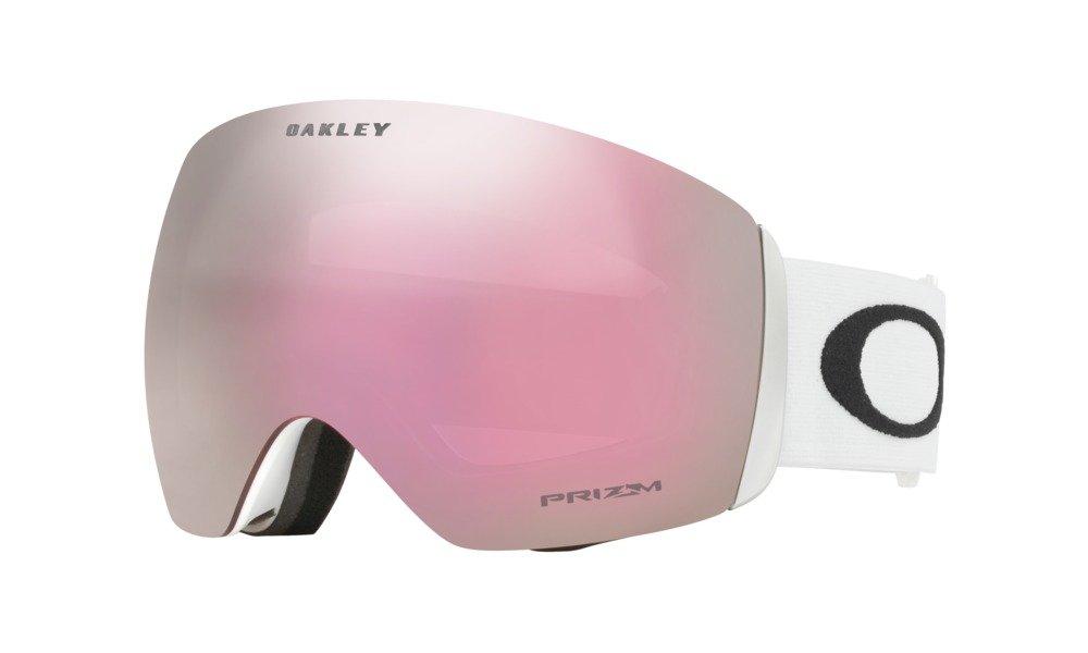 Oakley 7050 flight deck snow