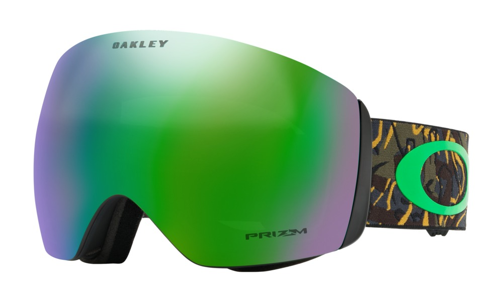 Oakley 7050 flight deck