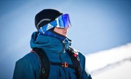 Adidas maschera da sci