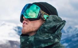 Oakley maschera da sci