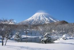 Monte Yotei in Giappone