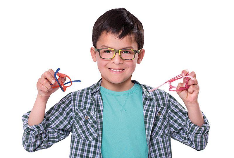 NanoVista, lo stile dei bambini e dei ragazzi | Occhiali da