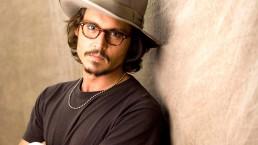Johnny Depp occhiali da vista
