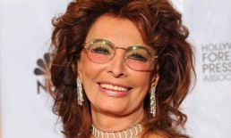 Sophia Loren occhiali da vista