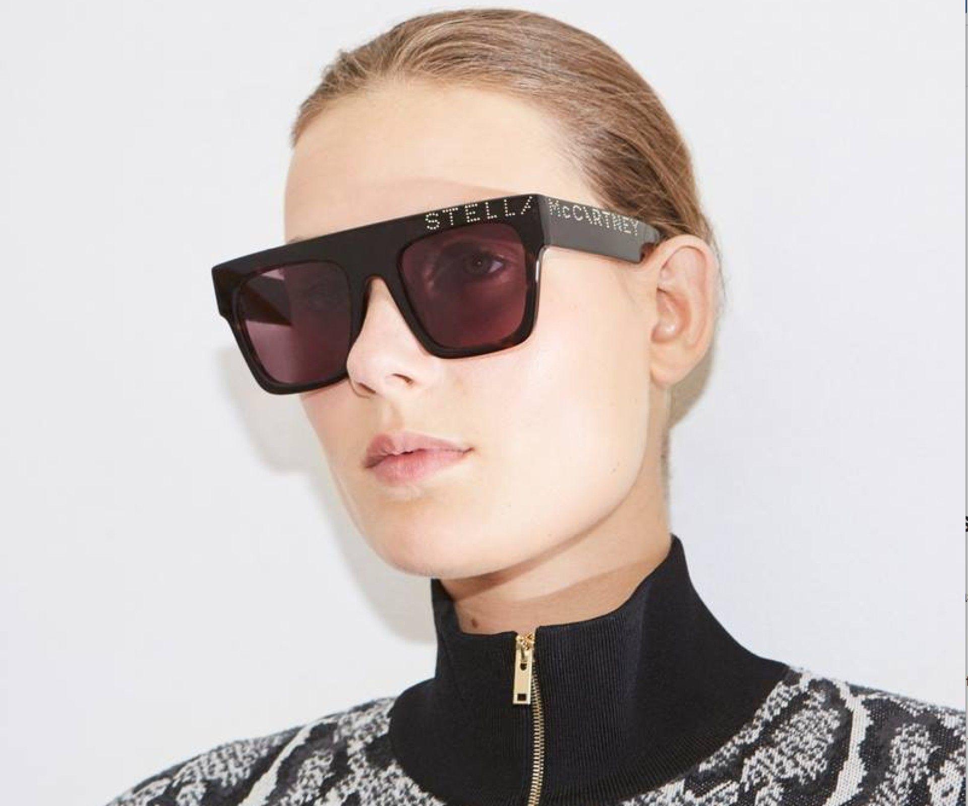 comprare on line f06a7 d338f Stella McCartney paladina della sostenibilità: gli occhiali ...