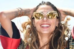 Gli occhiali Chopard Cannes Special Edition