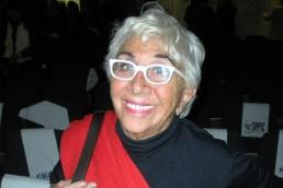 Lina-Wertmüller e gli iconici occhiali bianchi