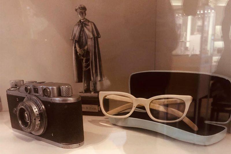 Gli occhiali bianchi di Lina Wertmüller