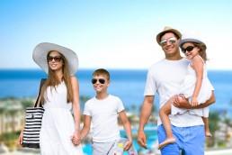 Proteggere gli occhi in vacanza