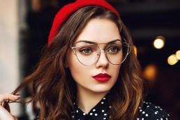 occhiali da vista oversize