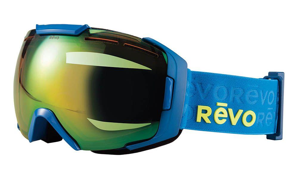 Revo maschera da sci
