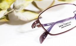 TiDOU Eyewear beta titanium