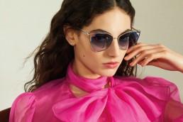 Blumarine, occhiali da vista e da sole