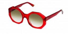 Kyme, modello Cherilyn rosso