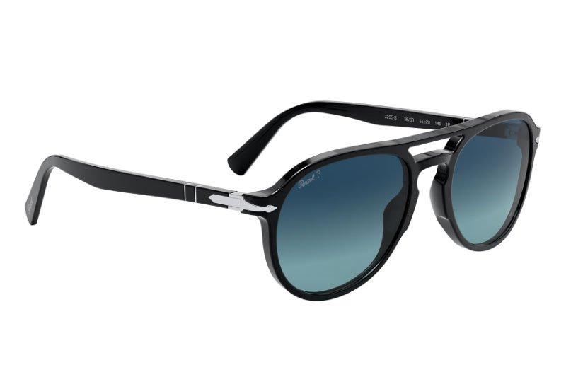 Occhiali da sole PO3235S Black-95 firmati Persol