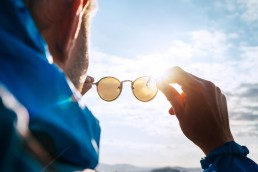 Lenti polarizzate per proteggere gli occhi