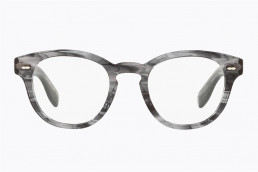 oliver peoples cary grant navy smoke