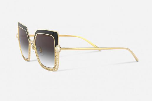 Dolce&Gabbana occhiali da sole Filigree&pearls 2251H